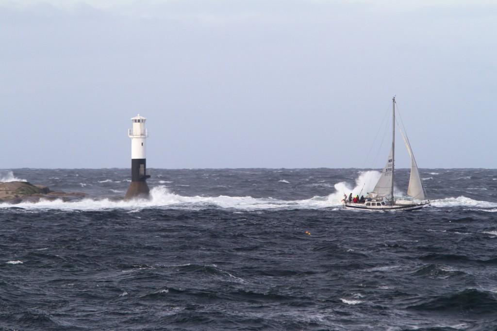 Naviko seilskole, segling, svenskekysten, Smøgen, Sotenäs